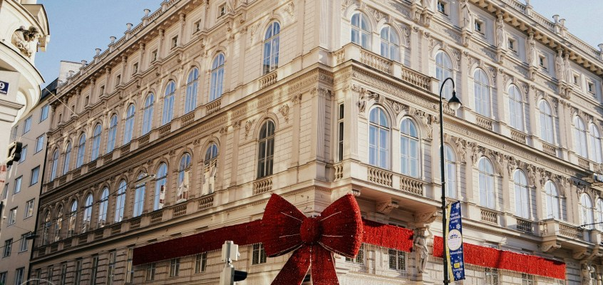 A Christmas fairytale in Viennna