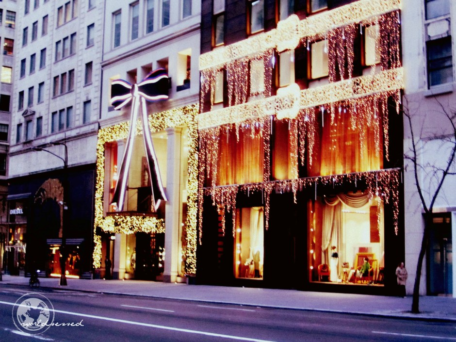 Christmas in Manhattan 1