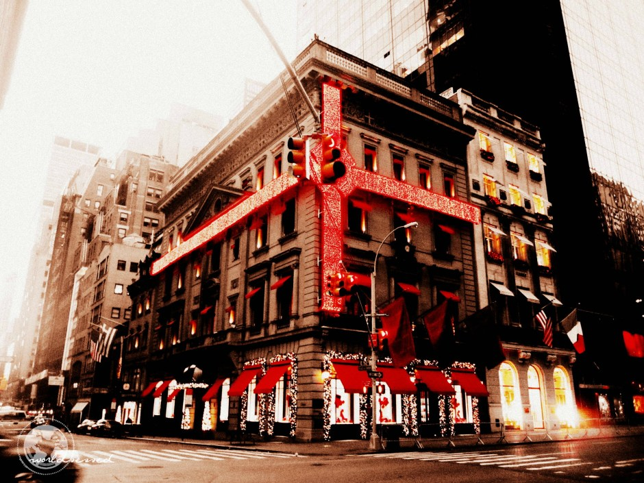 Christmas in Manhattan
