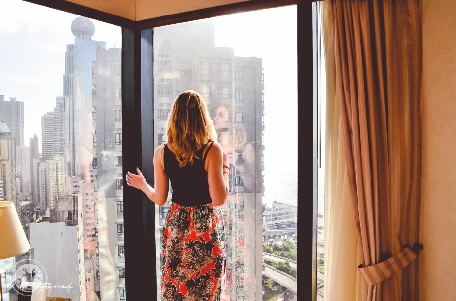 HongKong Hotel Selfie-3