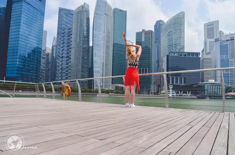 Singapur Tag 4-5