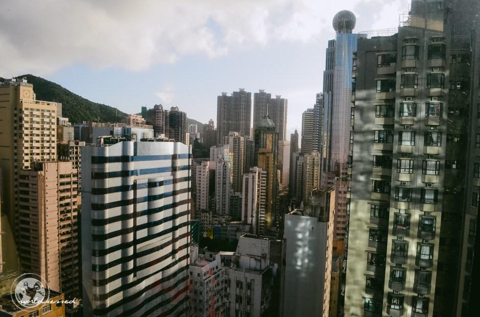 Island Pacific Hotel Hongkong