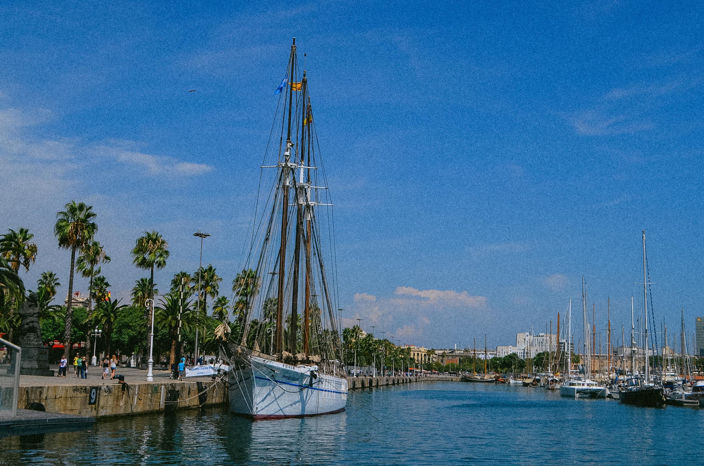 Barcelona Karo