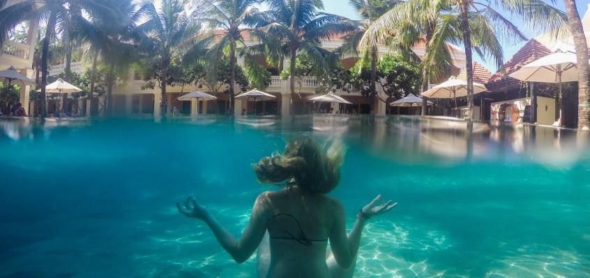 An oasis in between the heat: ANANTARA Hoi An Vietnam