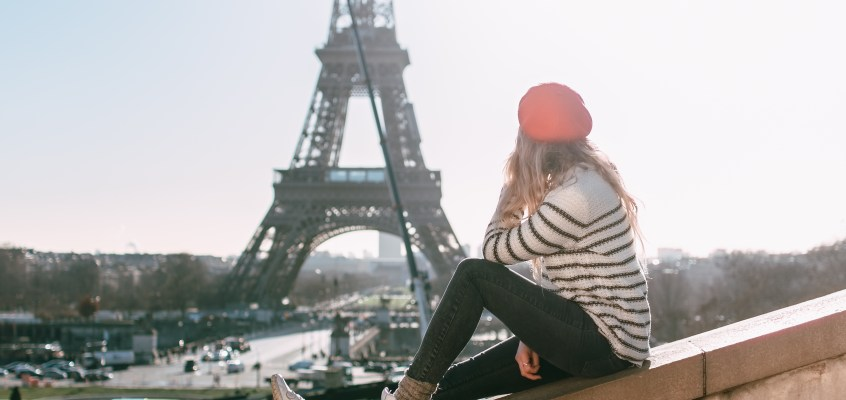 10 perfect spots to see the Eiffel tower best
