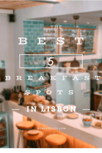 Breakfast in Lisbon