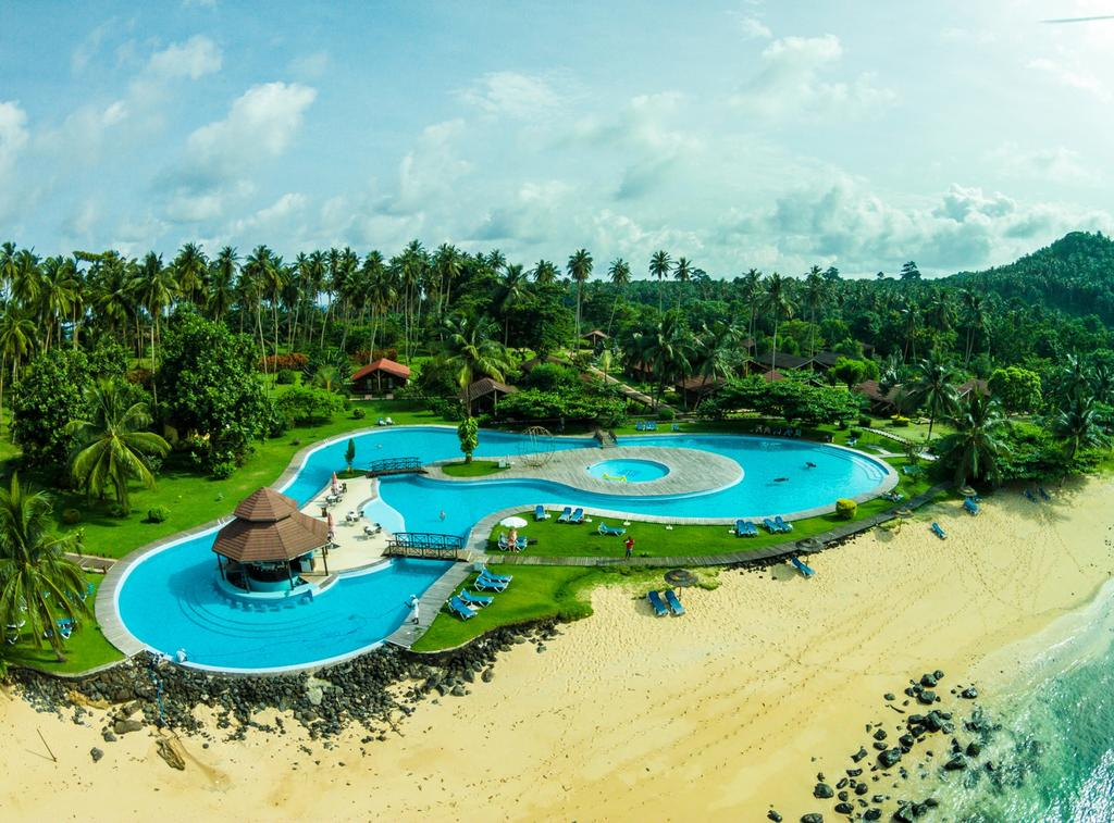 Sao Tome and Principe is one of the amazing destinations in Africa