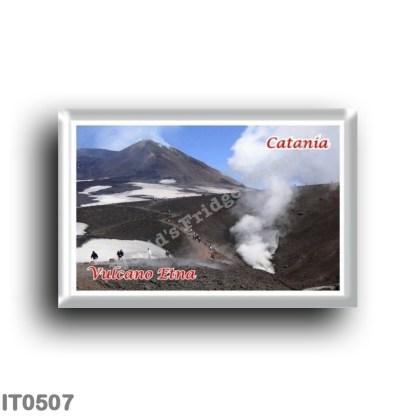 IT0507 Europe - Italy - Sicily - Catania - Etna