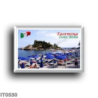 IT0530 Europa - Italia - Sicilia - Taormina - Isola Bella
