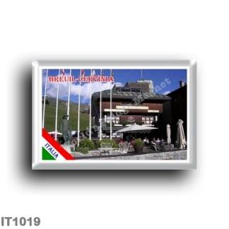 IT1019 Europe - Italy - Valle d'Aosta - Breuil - Cervinia