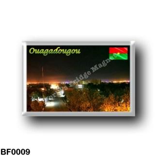 BF0009 Africa - Burkina Faso - Ouagadougou - City Centre