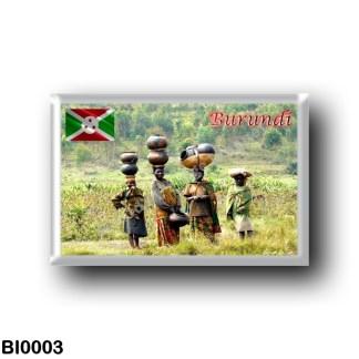 BI0003 Africa - Burundi - Batwa women