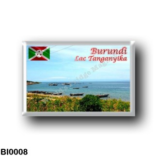 BI0008 Africa - Burundi - Lac Tanganyika
