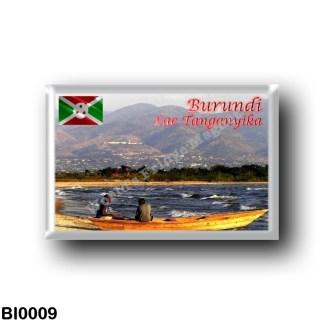 BI0009 Africa - Burundi - Lac Tanganyika