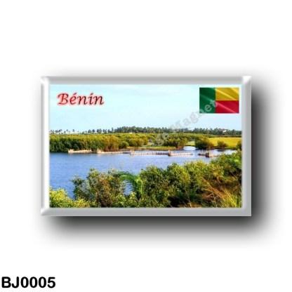 BJ0005 Africa - Benin - Panorama