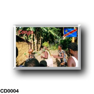 CD0004 Africa - Democratic Republic of the Congo - Jebola