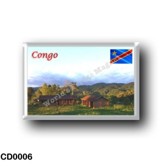 CD0006 Africa - Democratic Republic of the Congo - Miki