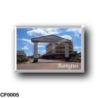 CF0005 Africa - Central African Republic - Bangui