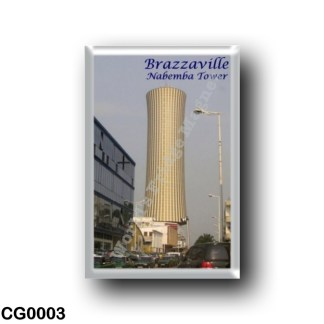 CG0003 Africa - Republic of the Congo - Brazzaville