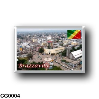 CG0004 Africa - Republic of the Congo - Brazzaville