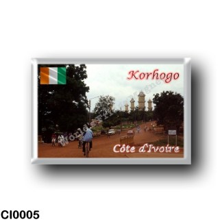 CI0005 Africa - Ivory Coast - Korhogo
