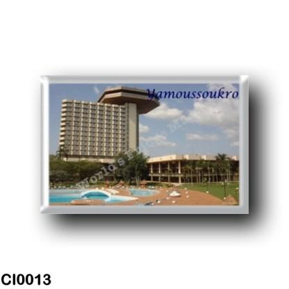 CI0013 Africa - Ivory Coast - Yamoussoukro