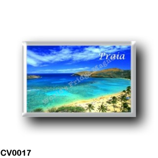 CV0017 Africa - Cape Verde - Praia - Panorama B