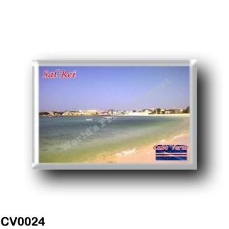 CV0024 Africa - Cape Verde - Sal Rei - Boa Vista
