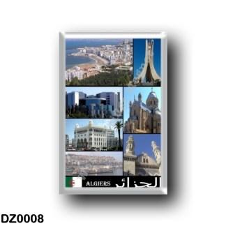 DZ0008 Africa - Algeria - Algeri - I Love