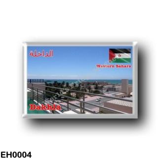 EH0004 Africa - Western Sahara - Dakhla