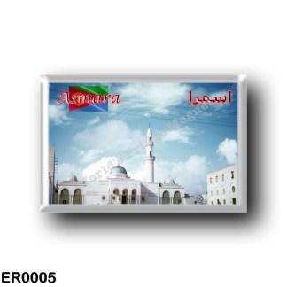 ER0005 Africa - Eritrea - Asmara