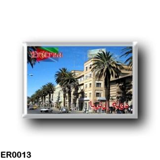 ER0013 Africa - Eritrea - Harnet Avenue