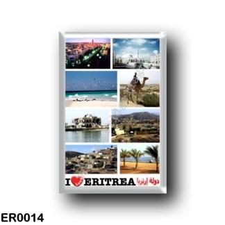 ER0014 Africa - Eritrea - I Love