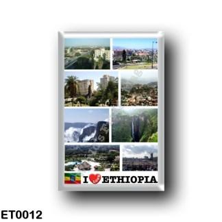 ET0012 Africa - Ethiopia - I Love