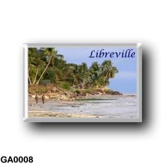GA0008 Africa - Gabon - Libreville - Panorama