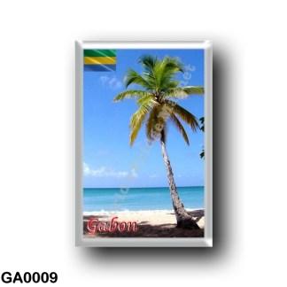 GA0009 Africa - Gabon - Palmier
