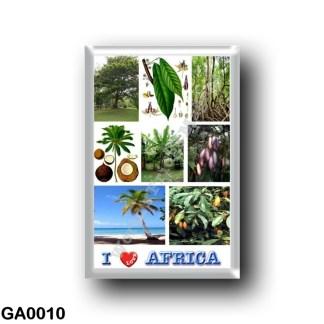 GA0010 Africa - Gabon - I Love Africa