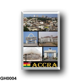 GH0004 Africa - Ghana - Accra