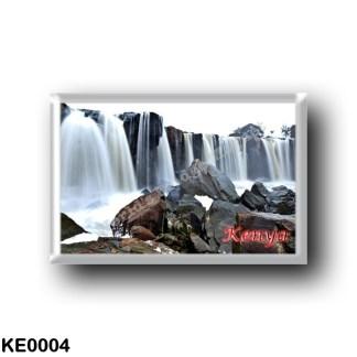 KE0004 Africa - Kenya - Fourteen - Falls
