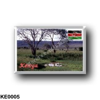 KE0005 Africa - Kenya - Panorama