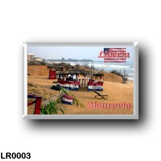 LR0003 Africa - Liberia - Monrovia - Beach Club