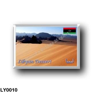 LY0010 Africa - Libya - Libyan Dessert