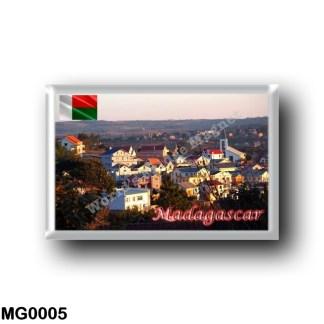 MG0005 Africa - Madagascar - Panorama