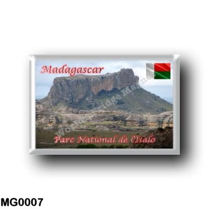 MG0007 Africa - Madagascar - Parc national de l'Isalo