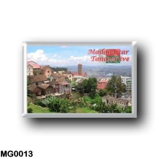 MG0013 Africa - Madagascar - Tananarive - Ville Haute