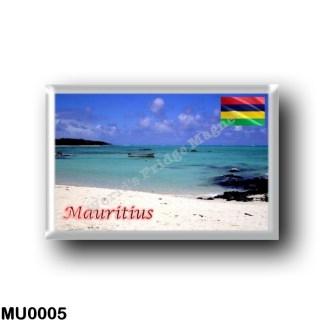 MU0005 Africa - Mauritius - Deer Island