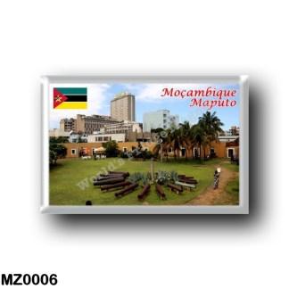 MZ0006 Africa - Mozambique - Maputo Panorama