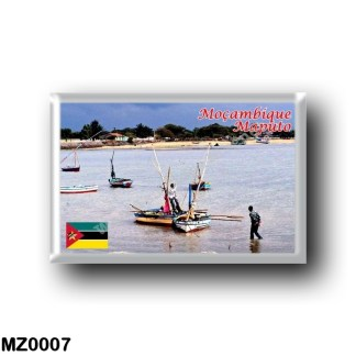MZ0007 Africa - Mozambique - Maputo Panorama