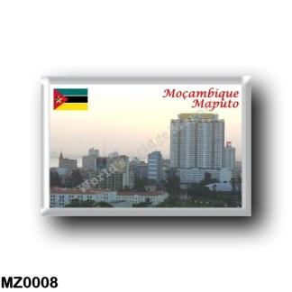 MZ0008 Africa - Mozambique - Maputo Panorama