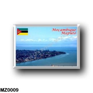 MZ0009 Africa - Mozambique - Maputo Panorama